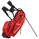 TAYLORMADE GOLF FLEXTECH CROSSOVER STAND BAG - NEW FOR 2017 - PICK COLOR!!!