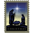 Stamps - USPS New Nativity Booklet of 20