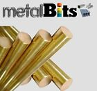 Brass round bar CZ121 (Various sizes available) Metric