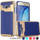 Shockproof Hybrid Rugged Rubber PC Hard Case Cover For Samsung Galaxy On5 / G550