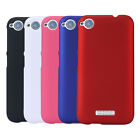 For HTC Desire 320 Hard Rubber Case Cover Skins,5 Colors
