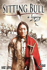 Sitting Bull a Legacy (DVD, 2008, 2-Disc Set) -Brand   NEW Sealed Free Shipping