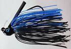 Bob4Bass Flip n Swim Jig Black n Blue HIO055