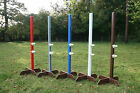 1pr (2) 6ft X-FOOT UPRIGHT WINGS - Upright Wings Inc 1pr Competition Cups