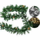 6ft Plain Imperial Pine Christmas Garland Fireplace Tree Decoration Uk