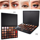 Professional 35 Color Earth Warm Color Shimmer Eyeshadow Palette Eye Shadow