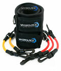 Official Kinetic Bands Speed Resistance Training Tool Sports & Fitness FREE DVD