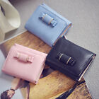 Cute Women's Short Wallet Girl's Small Bag Trifold Purse Student -YDT075