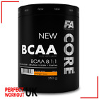 Fitness Authority BCAA  8:1:1 CORE - 350g, CORE Line