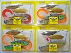 Storm Wild Eye Live Curl Tail Spin Shad 18cm. 85gr. Spinnerbait, Hechtkoder