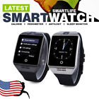 2016 New Q18 Smart watch GSM Wrist Watch GSM Phone SIM Card NFC For iOS Android