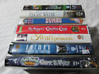 Lot of 7  VHS Tapes Mixed Disny Muppets Collection Children & Family Ships fast!