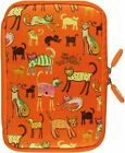 NeoSkin Kindle Fire HDX Zip Sleeve, Cat's Meow (fits Kindle Fire HDX, Kindle Fir