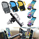 Universal Car Air Vent Mount Cradle Holder Stand for Mobile Smart Cell Phone