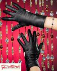 Brand New! Stylish Black leather gloves! Brand New!