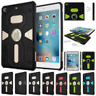 Shockproof Heavy Duty Defender Armor Case Cover For Apple iPad Mini 1 2 3 4