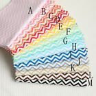 50cm*160CM Wavy 100%cotton fabric Quilting Quilt Clothes Bedding Sewing DIY 02