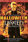 Halloween (DVD, 2007, 2-Disc Set, Unrated Director's Cut; Widescreen)