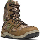 """NEW Danner Steadfast 800G Hunting Boots, 8"""", Realtree Xtra Danner Dry Waterproof"""