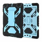 Pepkoo Spider Stand Waterproof Shock Proof Case Cover For iPad 2017 Air/Air2