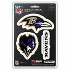 Team Promark NFL Team Decal Sticker - Pack of 3Sports Stickers, Sets & Albums - 141755