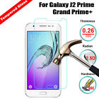 Tempered Glass Film Screen Protector For Samsung Galaxy J2 Prime Grand Prime +