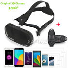 VR Box w/ T Shape Virtual Reality 3D Glasses Headset+Controller For Smart Phones