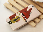 Zootopia phone case per iPhone 6/6S 7 Plus cover TPU Natale Regalo Judy Nick