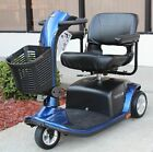 Pride Mobility VICTORY 9 3-wheel Electric Scooter SC609 USED Excellent Condition $1395.0 USD on eBay