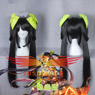 Game Glory Of The King SunShangXiang Cosplay Wig Black Pigtail 100 cm Ponytail