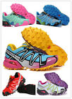 Hot Women's Salomon Speedcross 3 Outdoor Running Sports Trainers Shoes 5 Colors