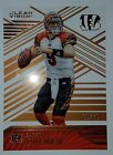2016 Panini Clear Vision Carson Palmer Bronze Parallel #66 / 79 NM Bengals