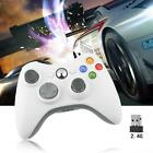 Wireless Game Remote Controller+Receiver for Xbox 360 Console Windows PC Good SW
