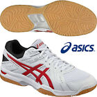 ASICS Japan Men's RIVRE EX7 Volleyball Shoes Low Cut TVR482 White Red New Model