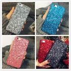 Sparkle Bling Glitter Hard Shock proof Phone Case Cover For iPhone 7 Plus 6S New