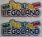 Fun at LEGOLAND Die Cut Title - You Choose Scrapbook Page Paper Piece - SSFFDeb