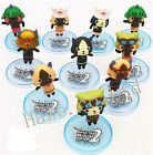 Monster Hunter PVC Figure Toy Keyring Model Collection Kid Toy 10pcs