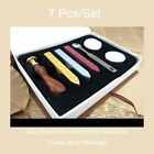 Sealing Seal Wax Stick Envelope Wedding Invitation Stamp Letter Card Copper head