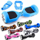 """Silicone Protector Case Cover Skin for 6.5"""" Smart Balancing Scooter Hoverboard"""