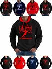 Eat Sleep Bournemouth Football Hooded Sweatshirt Hoodie 14 Sizes