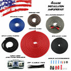 4000W Real 4/0Gauge Amp Install Wiring Kit 4 AWG Amplifier Installation Cable VP