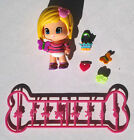 Pinypon Blonde Hair Girl with Accessories