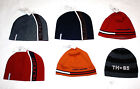 TOMMY HILFIGER Mens Winter HAT One Size Reversible Beanie NEW , SALE !!!
