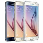 Unlocked Samsung Galaxy S6 G920P GSM Smartphone T-mobile AT&T Black Gold White