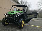 AS NEW 2014 JOHN DEERE RSX 850I SPORT FOX SUSPENSION 4X4,ROOF,NEVER OFF ROADED;;