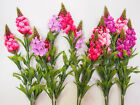 Artificial Simulation Flowers Purple/pink Home Decor Brand New 90cm