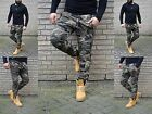 Training Fitness Jogging UK Army Camouflage Military Hose Ghetto STREET CLUBWEAR