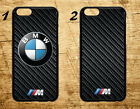 Apple Iphone Samsung Galaxy BMW M Power Sport Carbon Logo Case Cover