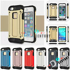 Shockproof Rubber Hybrid Fashion Hard Case Thin Cover For Apple iphone Samsung