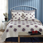 5-pc LINCOLN Quilt Set * Americana Star * TWIN QUEEN CAL KING * PRICE MATCH *